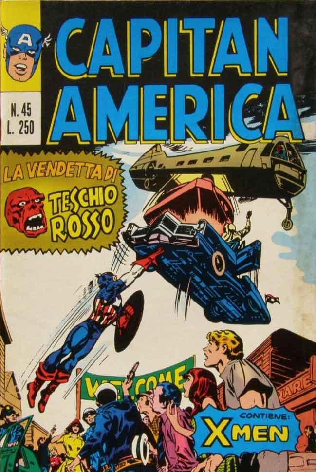 Capitan America n. 45