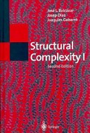 Structural complexity I