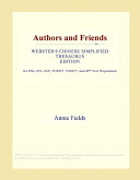 Authors and Friends (Webster's Chinese Simplified Thesaurus Edition)