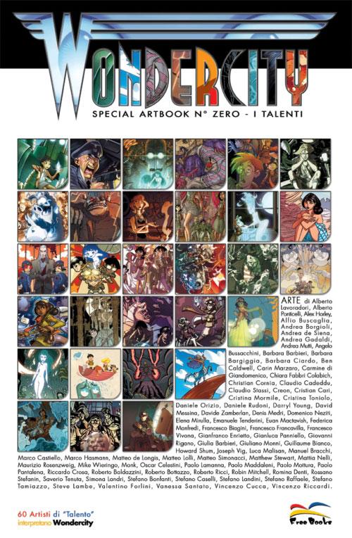 Wondercity Special A...