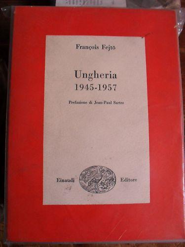 Ungheria 1945-1957