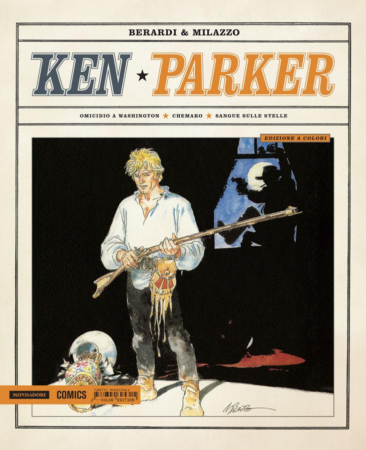 Ken Parker Colori n. 2
