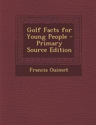 Golf Facts for Young People