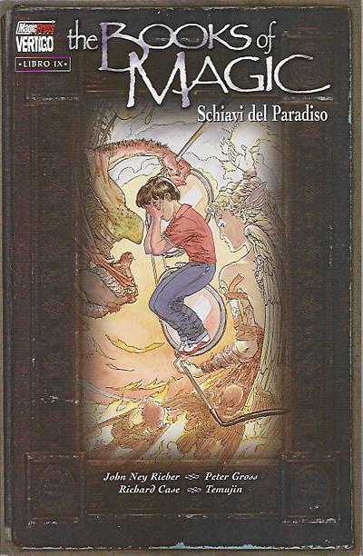The Books of Magic -...
