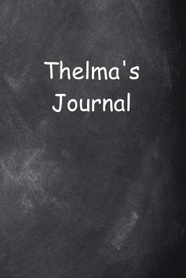 Thelma Personalized Name Journal Custom Name Gift Idea Thelma