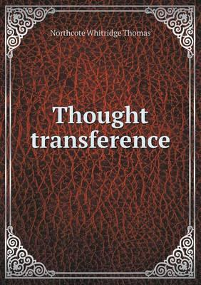 Thought Transference