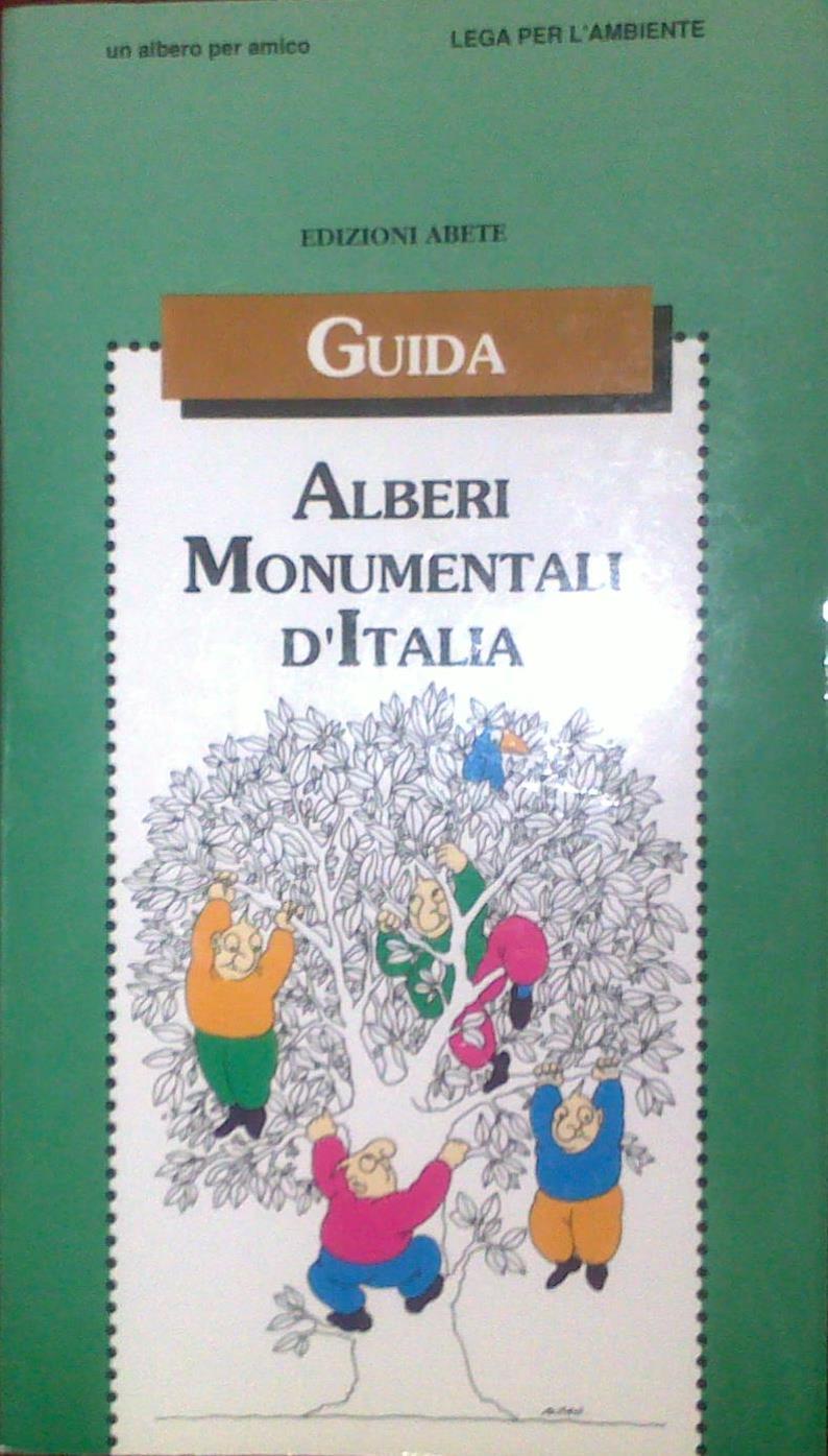 Alberi monumentali d'Italia