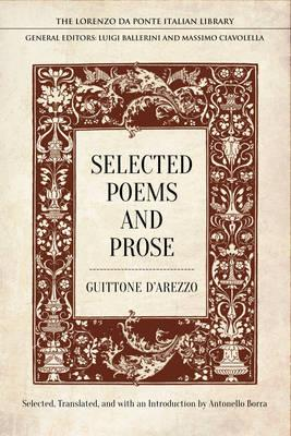 Guittone d'Arezzo Selected Poems and Prose