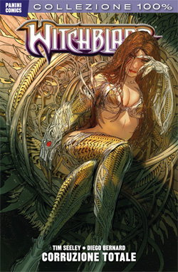 Witchblade nuova serie Vol. 3