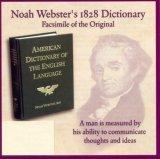 Noah Webster's First...