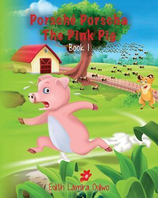 Porsché Porscha the Pink Pig