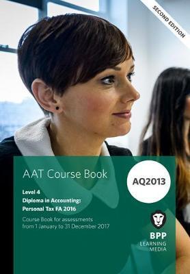 AAT Personal Tax AQ2013 FA2016
