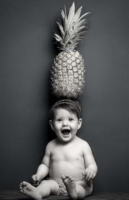 Be a Pineapple Baby