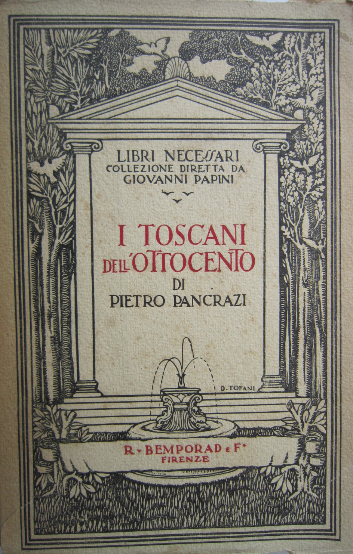 I toscani dell'Ottocento