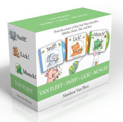Van Fleet Sniff! Lick! Munch!