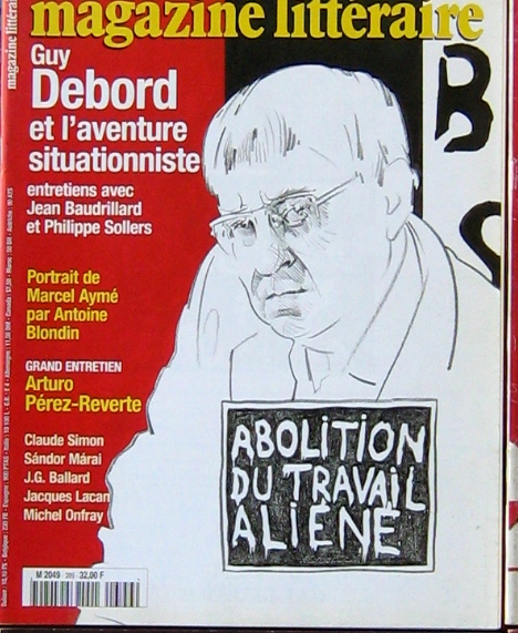 Guy Debord et l'aventure situationnista