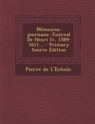 Memoires-Journaux