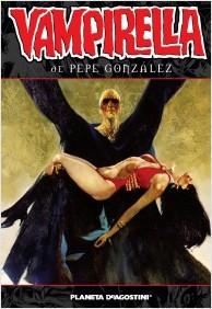 Vampirella de Pepe González #1