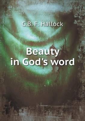 Beauty in God's Word