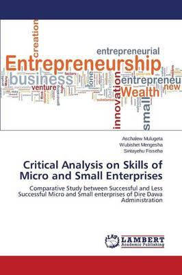 Critical Analysis on Skills of Micro and Small Enterprises