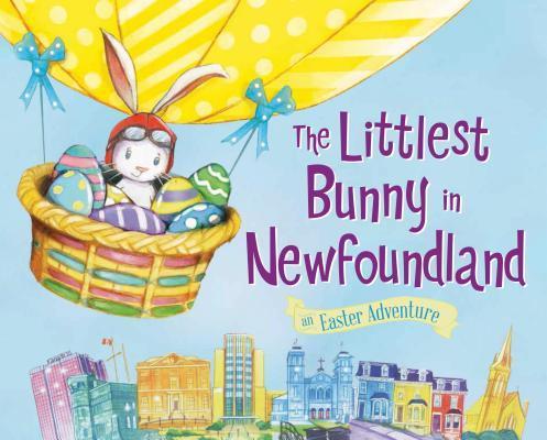 The Littlest Bunny in Newfoundland