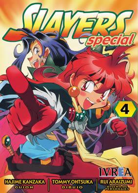 Slayers Special #4 (de 4)