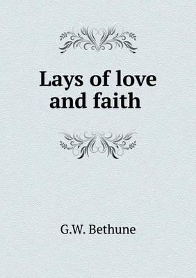 Lays of Love and Faith