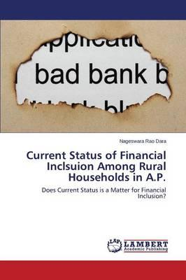 Current Status of Financial Inclsuion Among Rural Households in A.P.