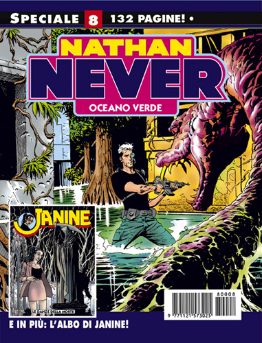Speciale Nathan Never n. 8
