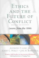 Ethics and the future of conflict