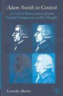 Adam Smith in Context
