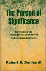 The Pursuit of Significance