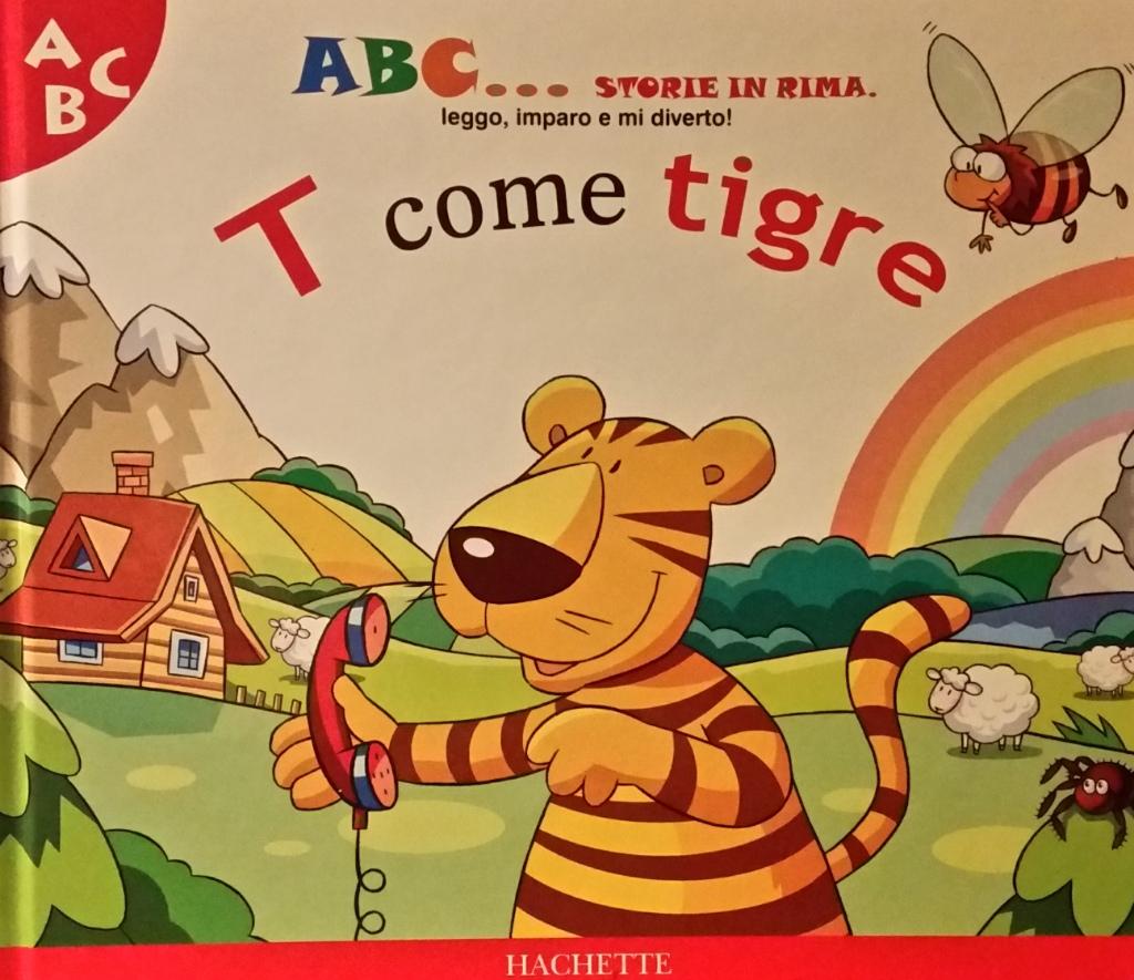 T come tigre