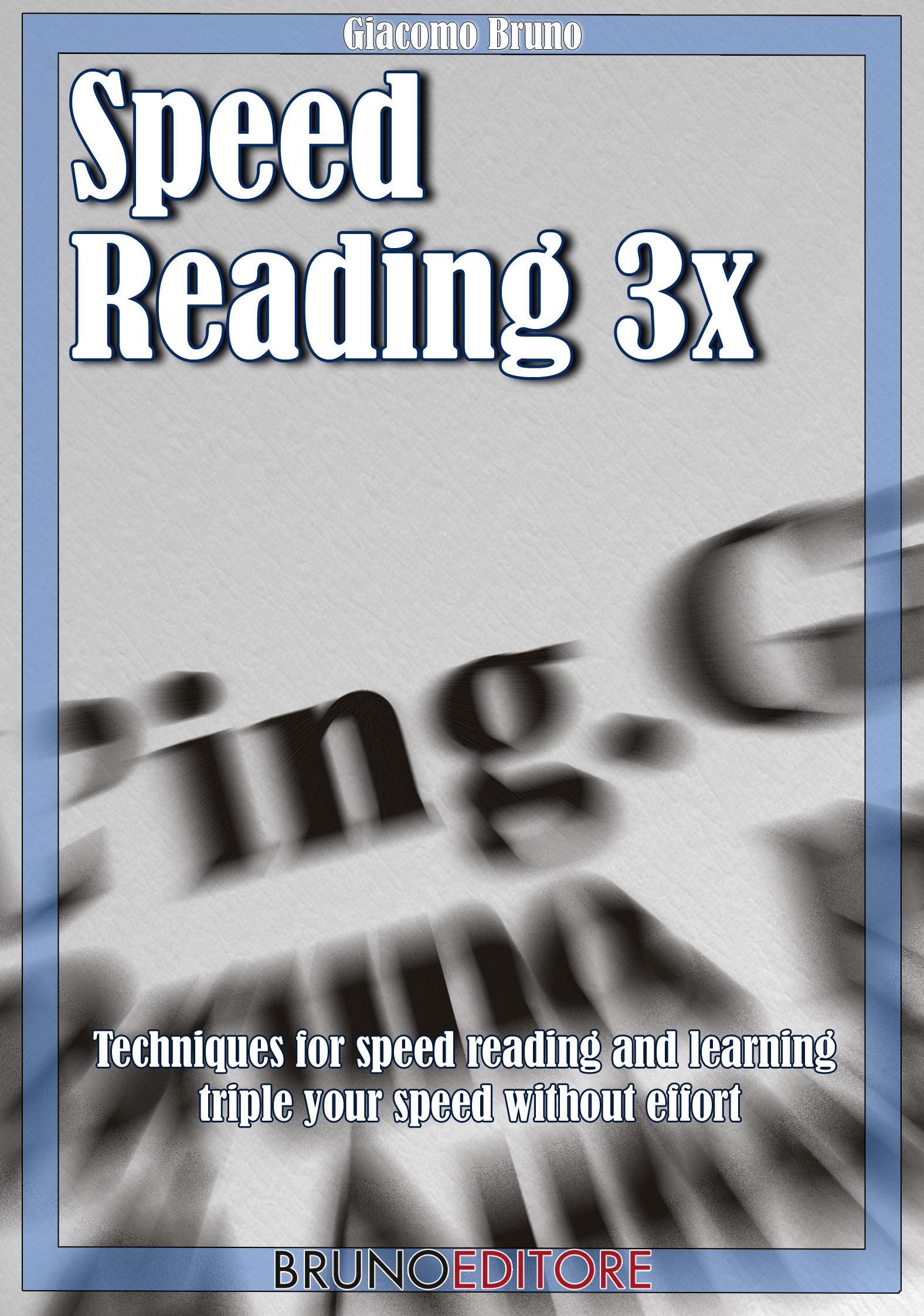 3x Speed Reading