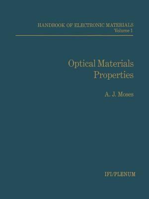 Handbook of Electronic Materials