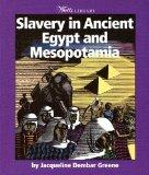 Slavery in Ancient Egypt and Mesopotamia