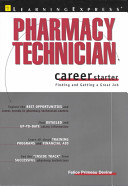 Pharmacy Technician Career Starter