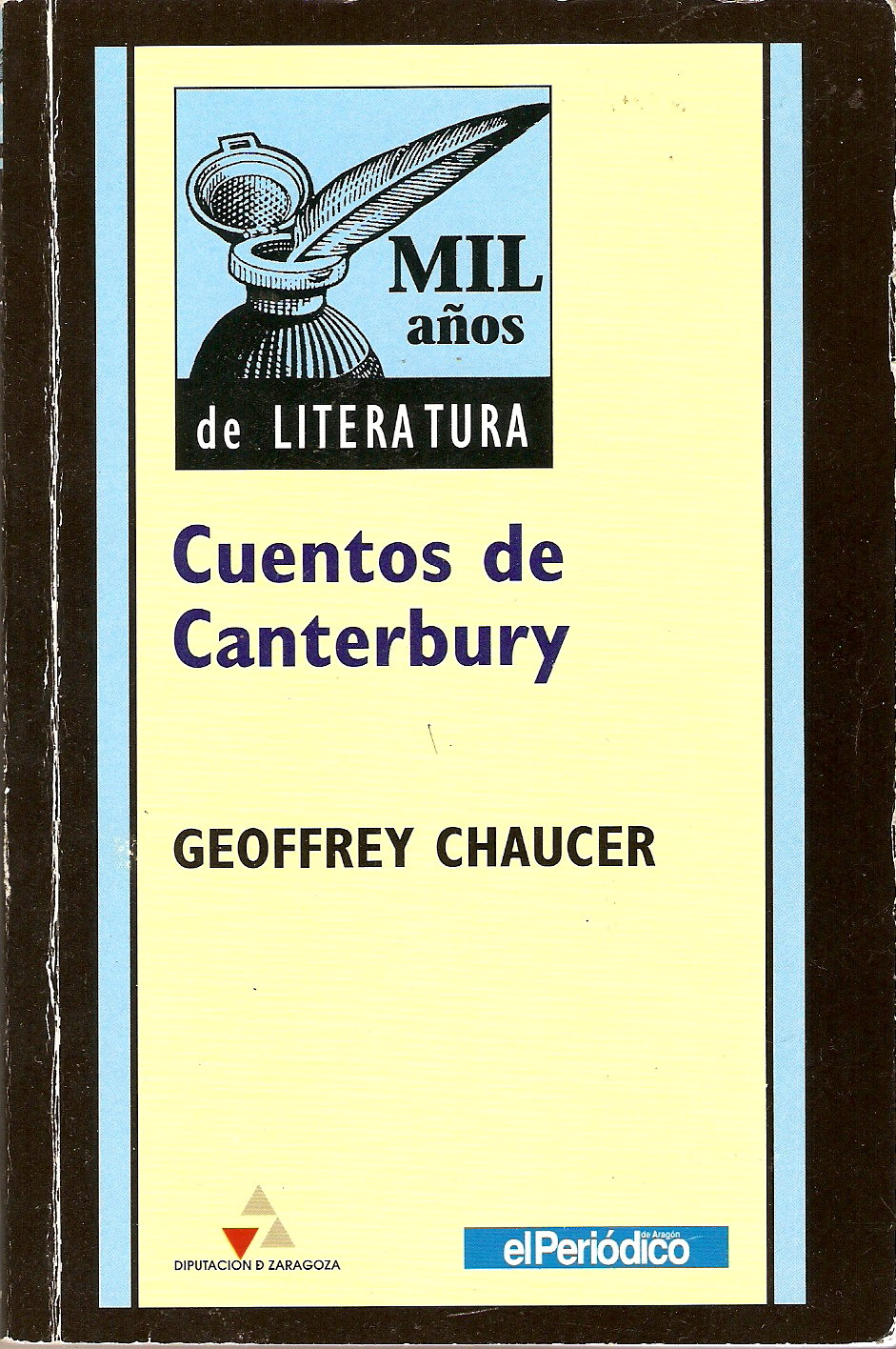 Cuentos de Canterbur...