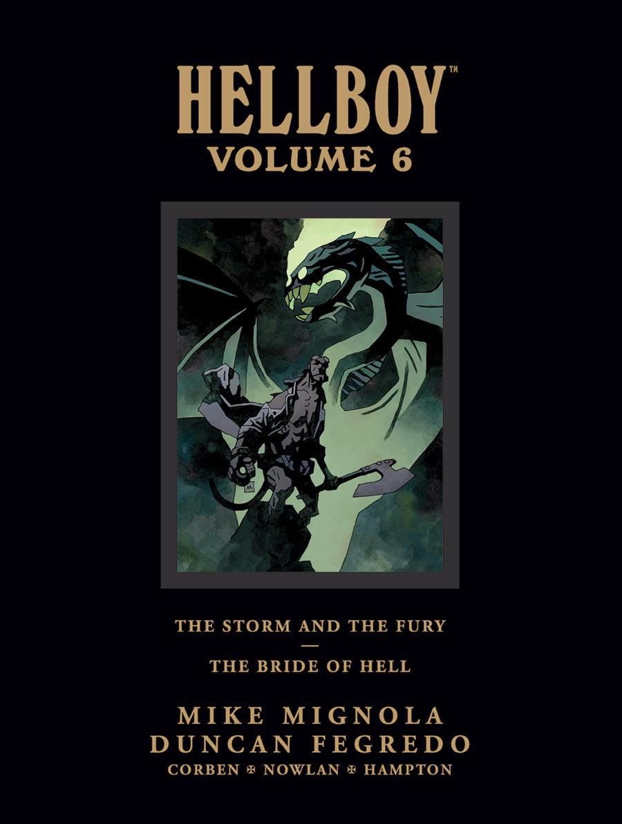 Hellboy, Vol. 6