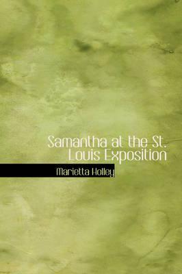 Samantha at the St. ...