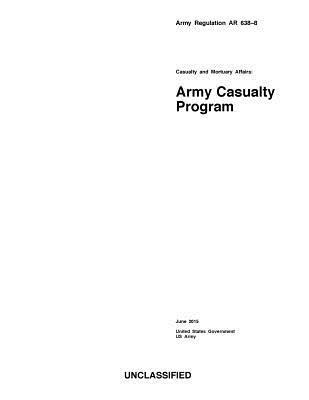 Army Regulation Ar 6...