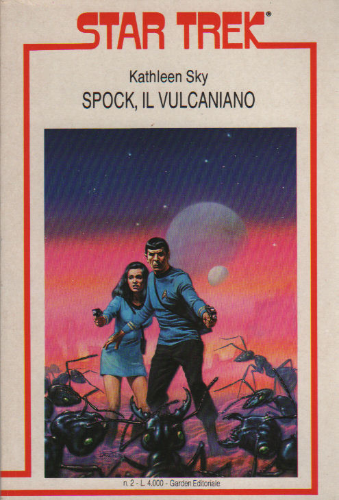 Spock, il Vulcaniano