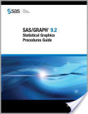 Sas/Graph 9.2 Statistical Graphics Procedures Guide