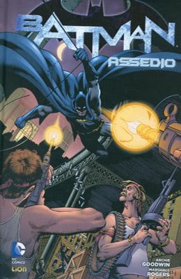 Batman: Assedio