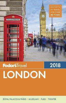 Fodor's 2018 London