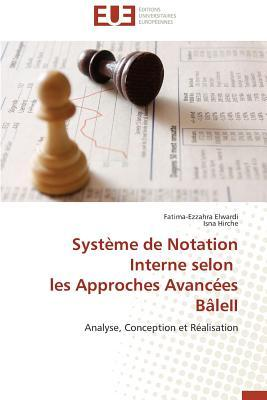 Systeme de Notation Interne Selon  les Approches Avancees Baleii