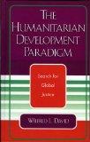The Humanitarian Development Paradigm