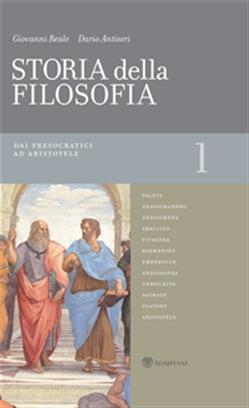Storia della filosofia - Vol. 1