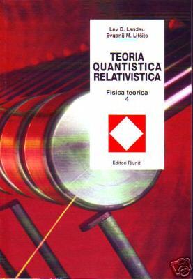 Teoria quantistica r...