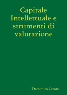 Capitale intellettuale e strumenti di Valutazione